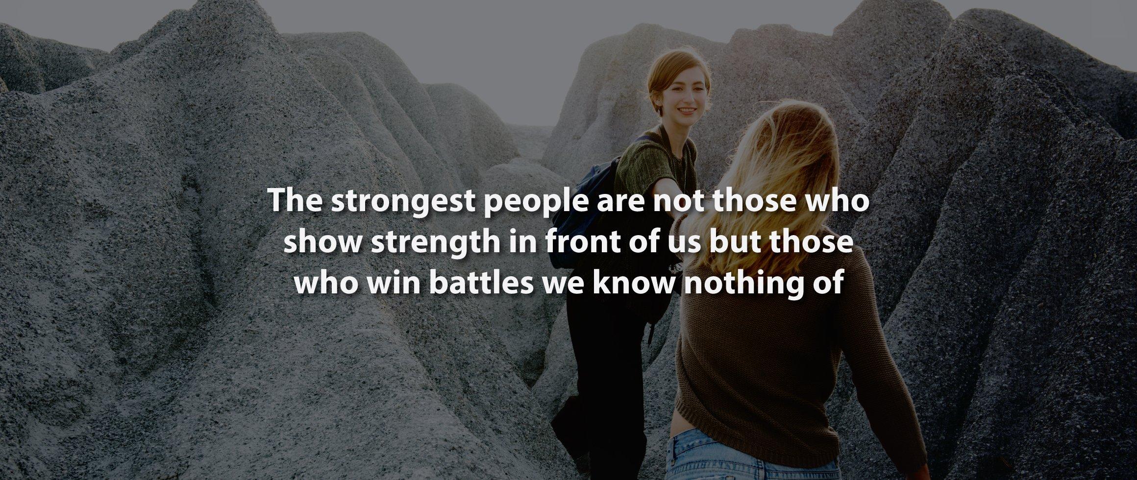 Battling depression together