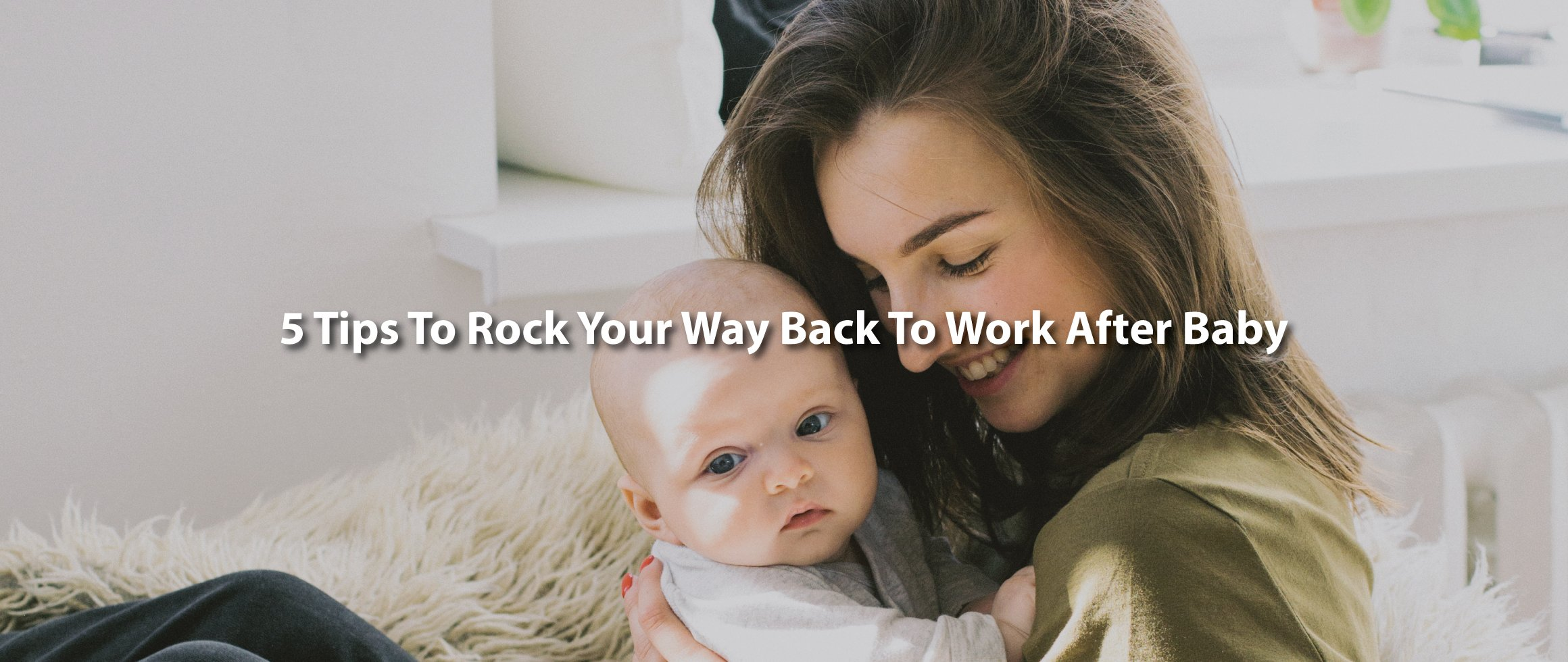 work after baby