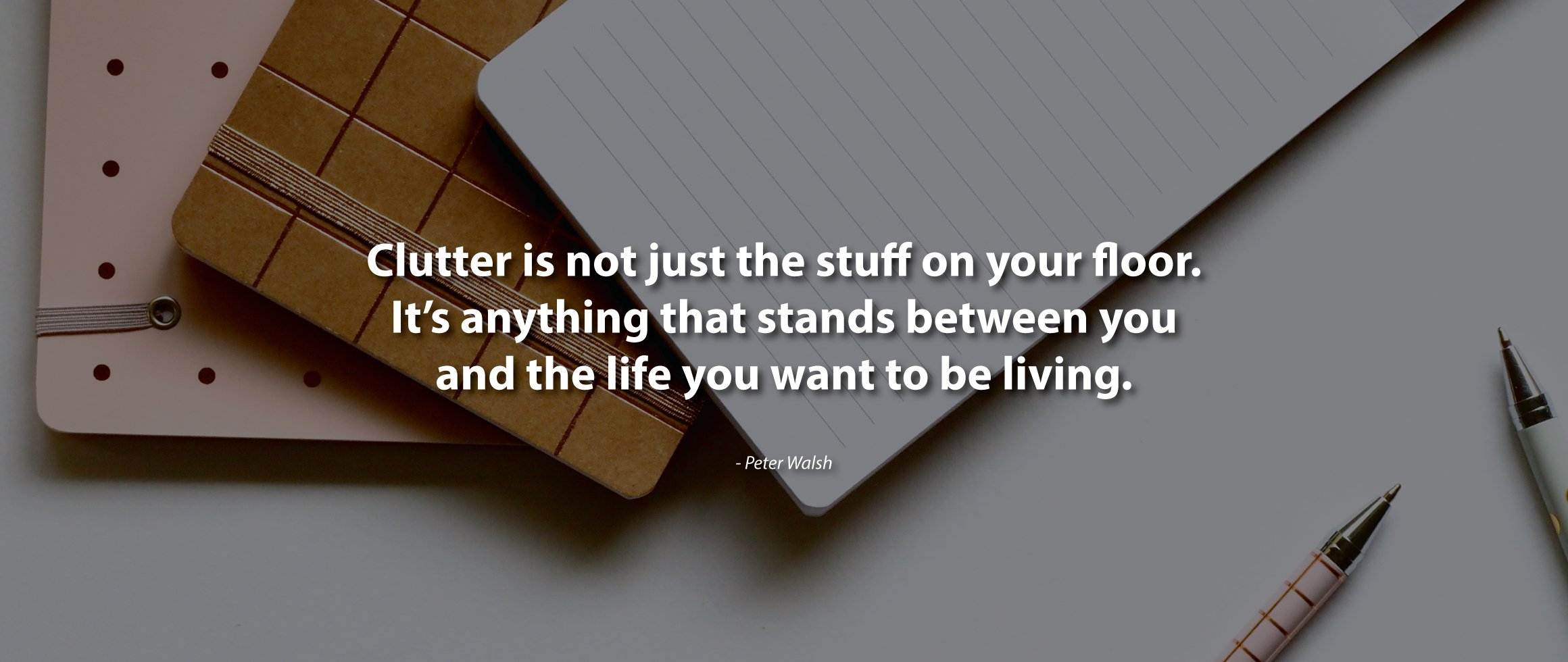 ways on how to declutter life