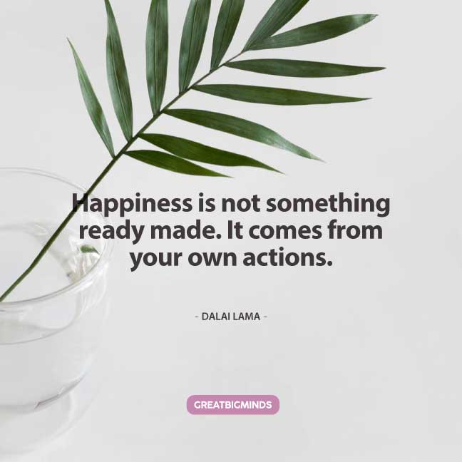happiness dalai lama quotes