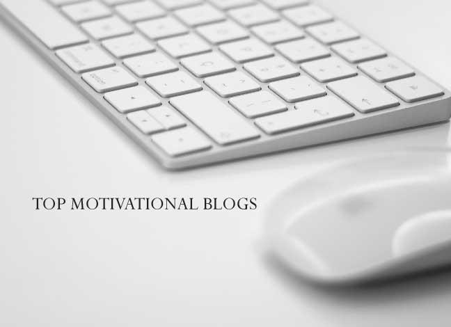 top motivational blogs