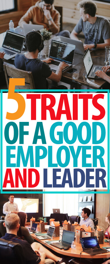 qualities of a good employer