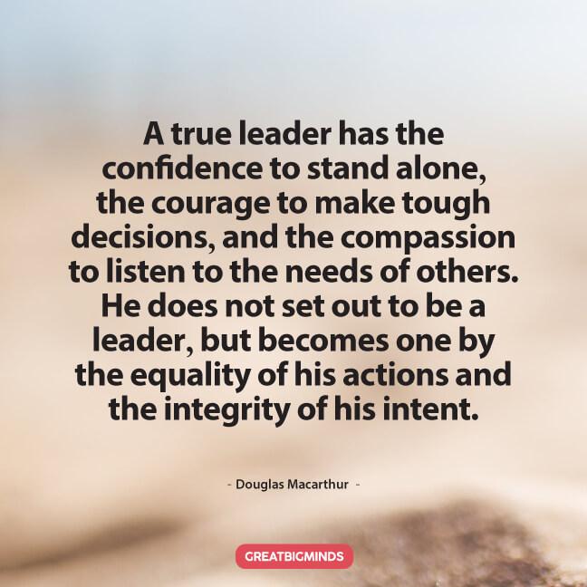 compassionate leader quote