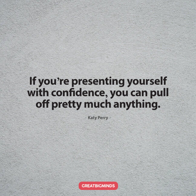 Quotes to build confidence
