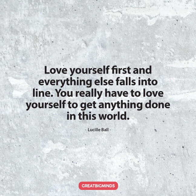 Self confident quote