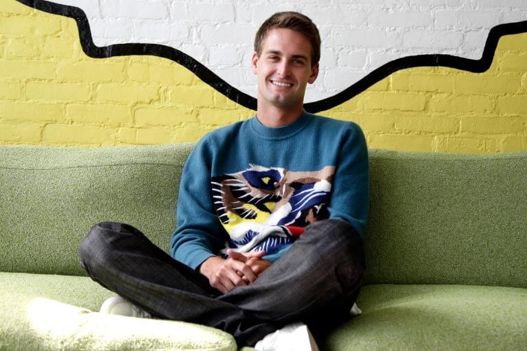 Youngest-Billionaires-in-The-World-Evan-Spiegel
