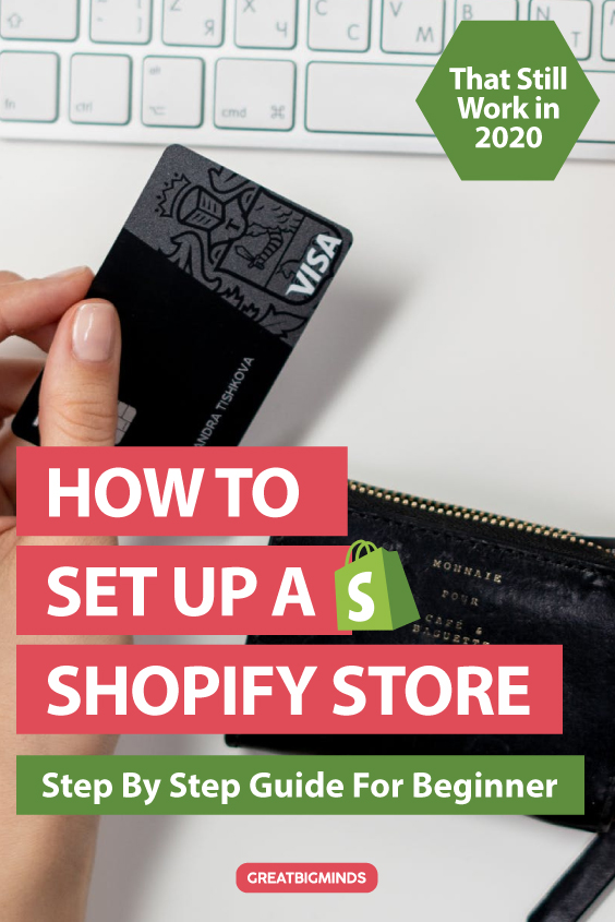 how-to-set-up-a-shopify-store-step-by-step-pinterest