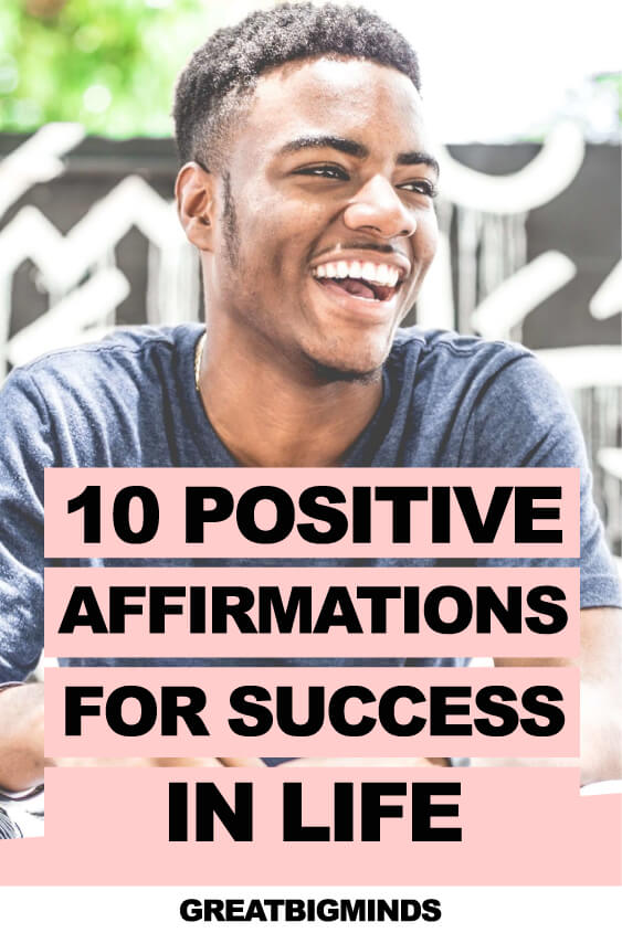 10 Positive Affirmations To Start The Day