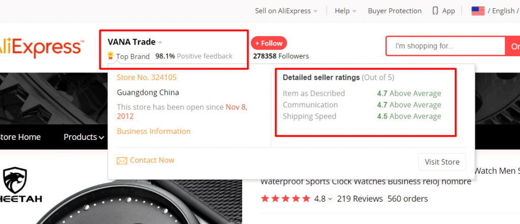 how to start a dropshipping business with aliexpress