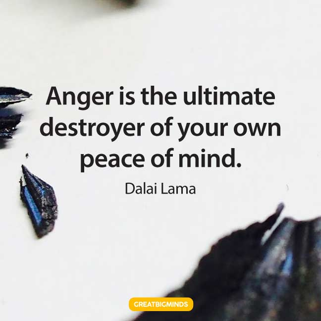 anger dalai lama quotes