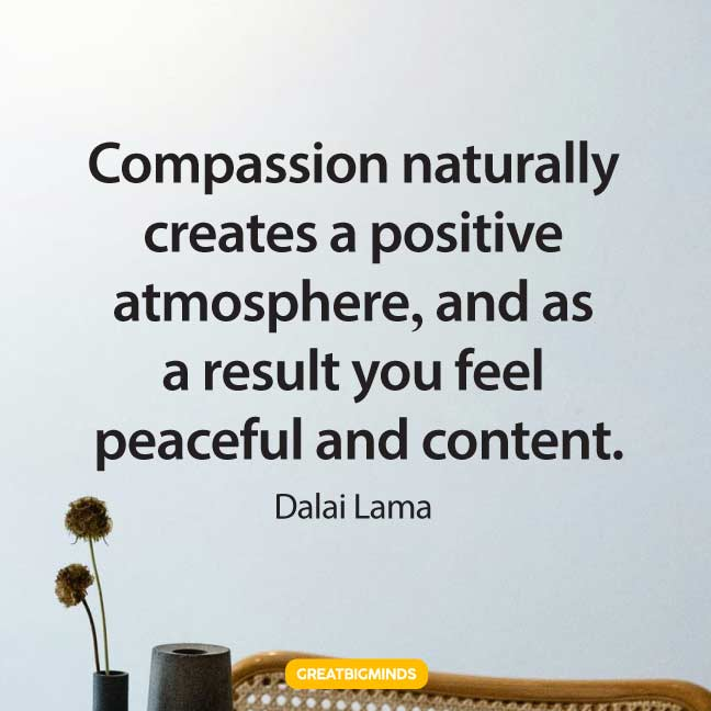 dalai lama compassion quotes