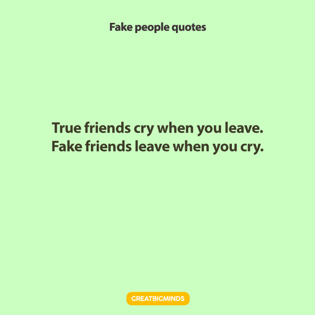 friends-fake-people-quotes