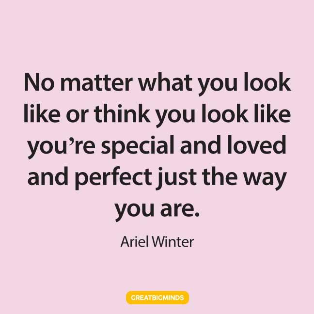 girl self esteem quotes