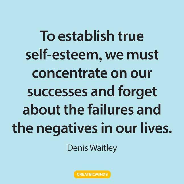 inspiring self esteem quotes