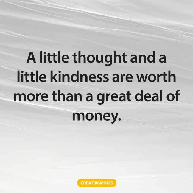 kindness life lesson quotes