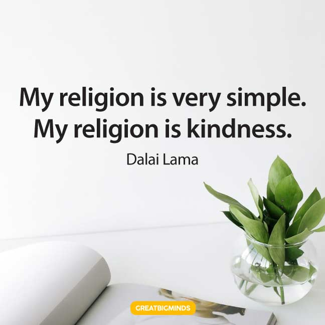 kindness quotes dalai lama