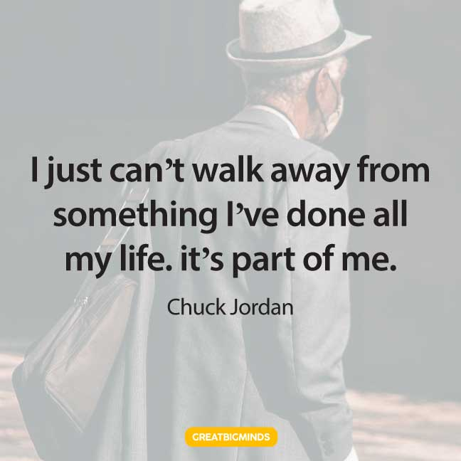 life walking away quotes
