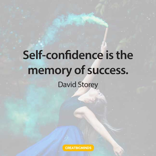 low self confidence quotes