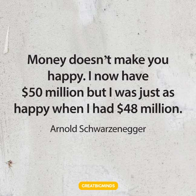 money-arnold-schwarzenegger-quotes