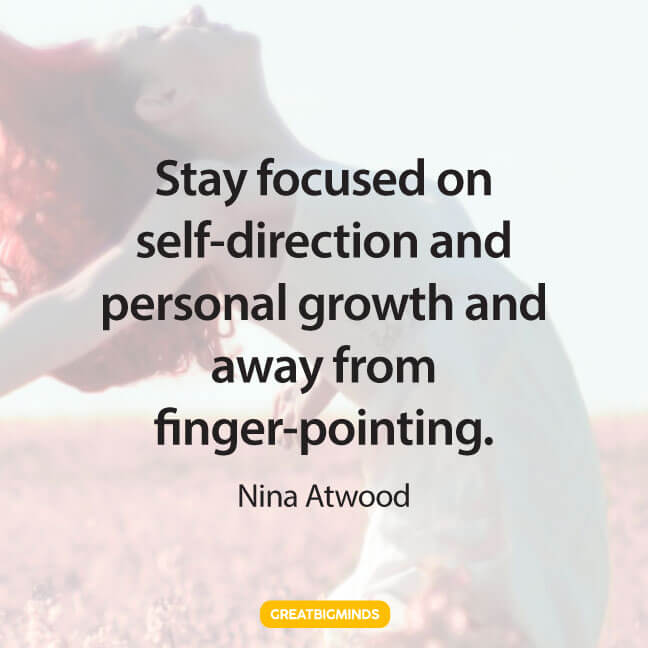 personal growth stay focused quotes