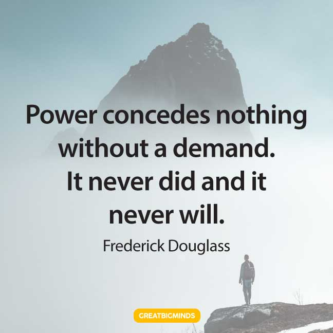 quotes about having power