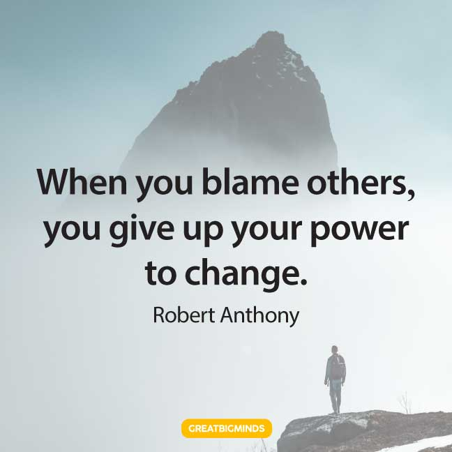 quotes about power and change