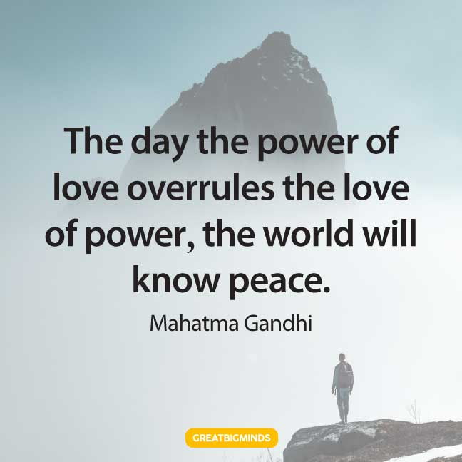 quotes about power and love
