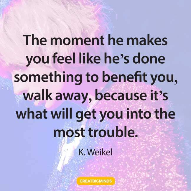 relationship walking away quotes