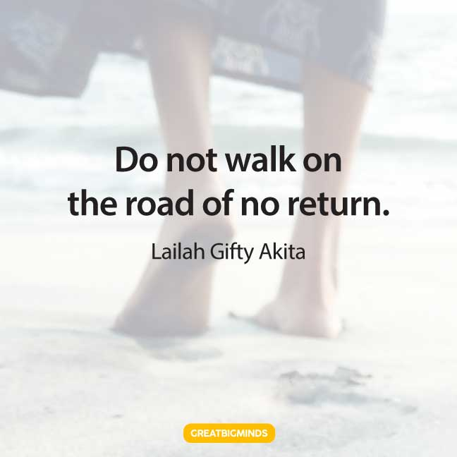 repent walking away quotes
