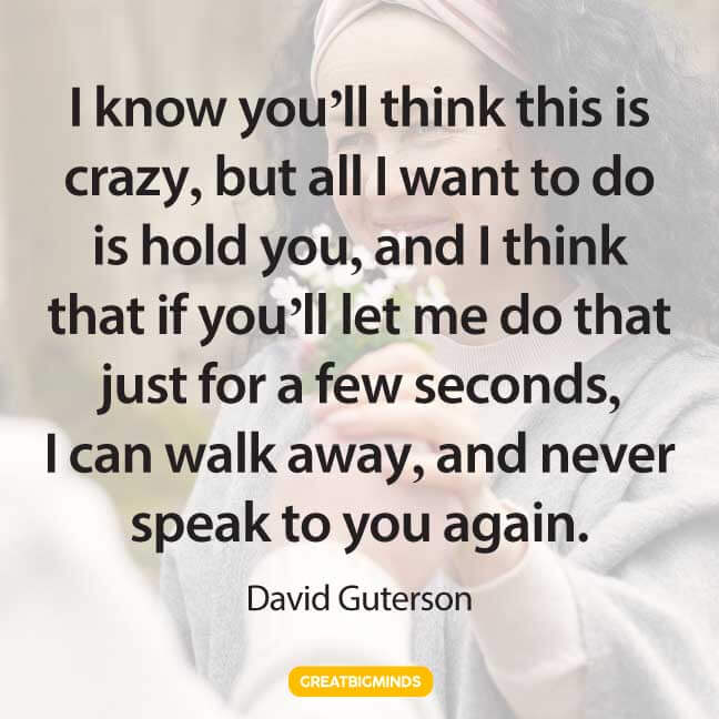 sad love walking away quotes