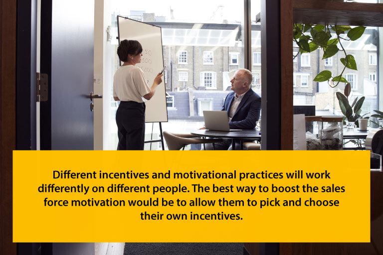 sales-motivation-different-incentive