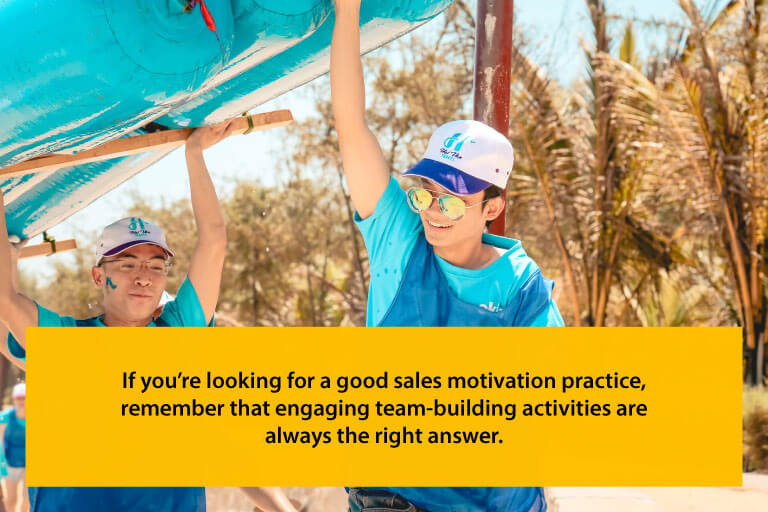 sales-motivation-team-building-activities