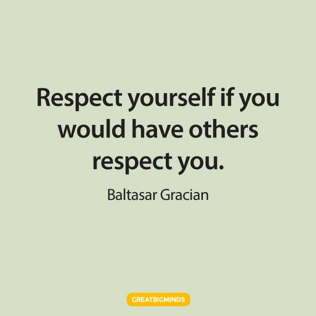short self esteem quotes