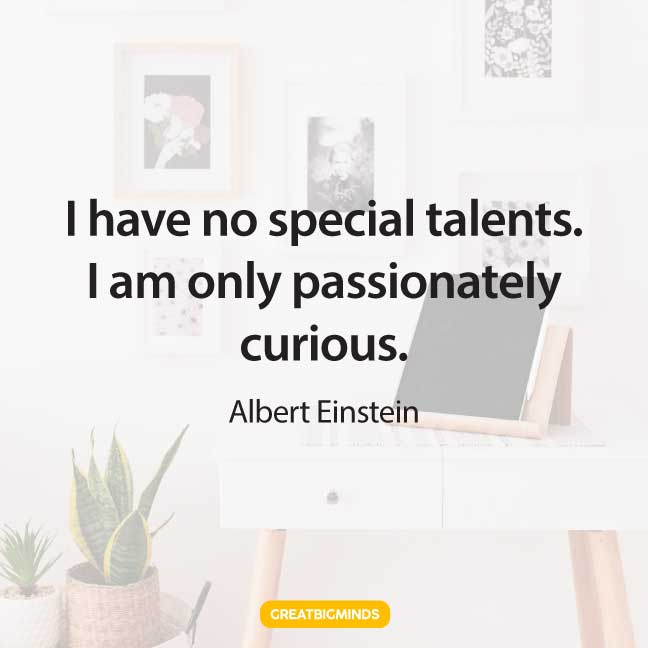 talent passion quotes