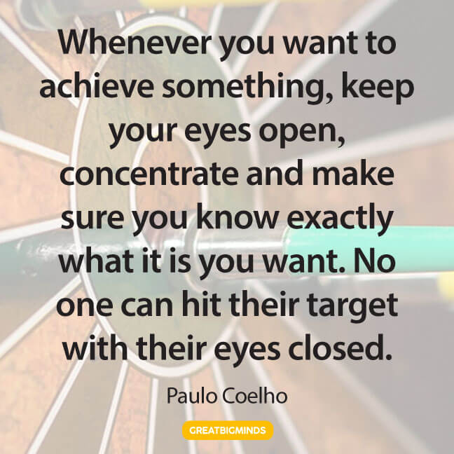 target stay focused quotes