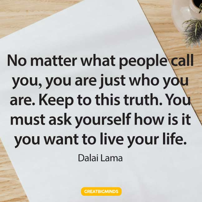truth dalai lama quotes