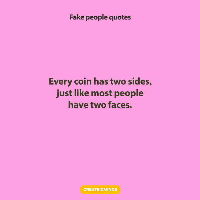 two-face-fake-people-quotes