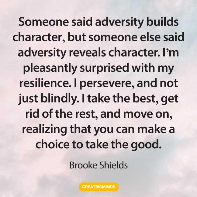 adversity resilience quotes