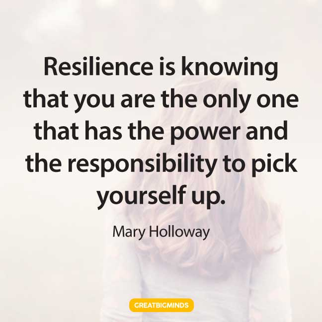 power resilience quotes