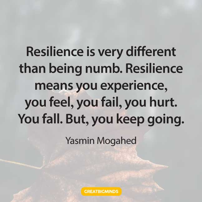 resilience quotes life