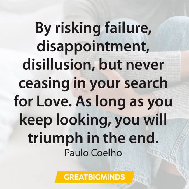 risk Paulo Coelho Quotes