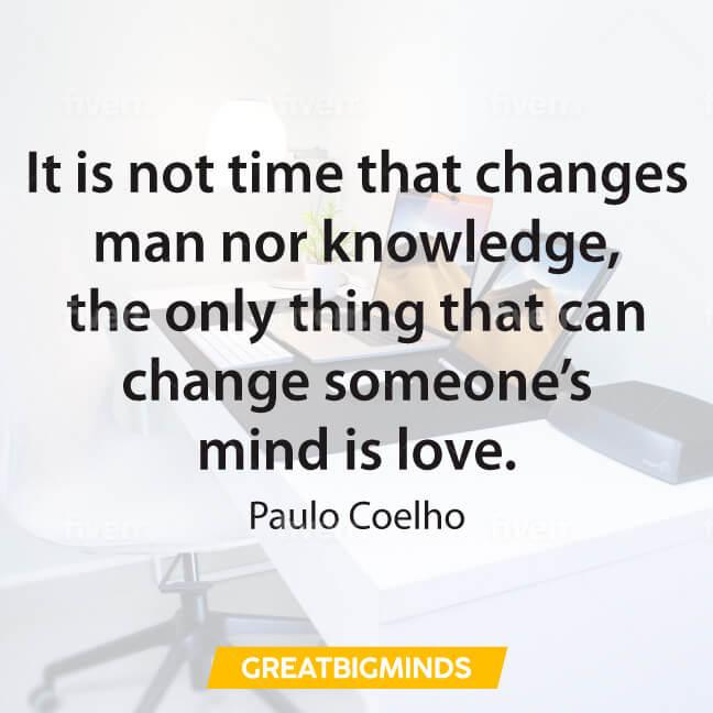 time Paulo Coelho