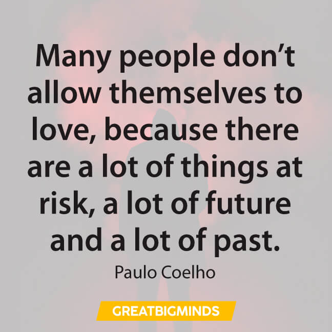 love Paulo Coelho Quotes sayings