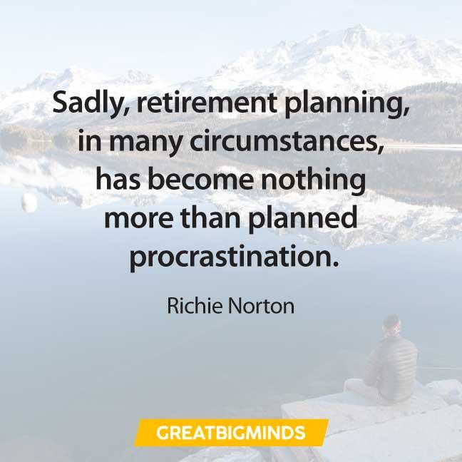 inspiring quotes about procrastination