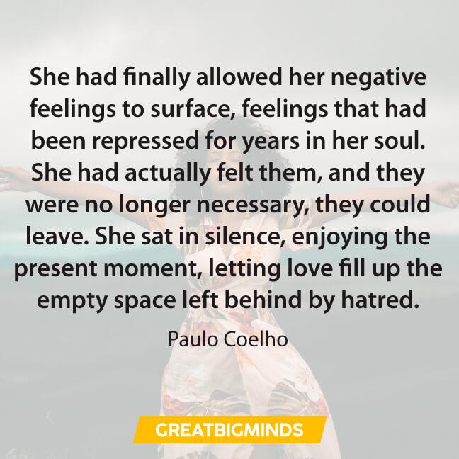 positive paulo coelho quotes