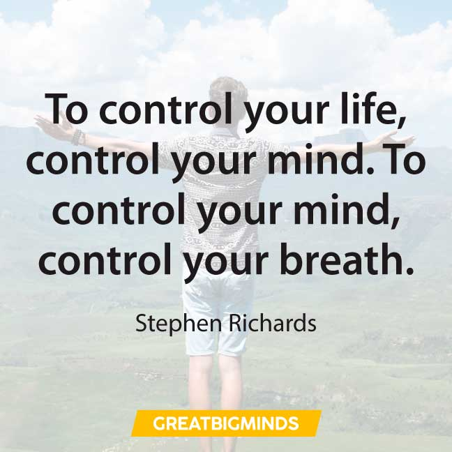 control mind law of attraction quotes