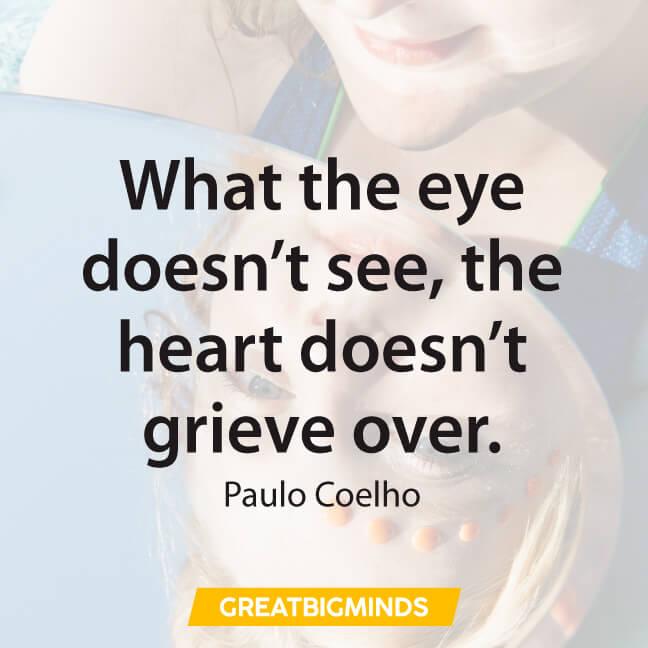 heart paulo coelho quotes
