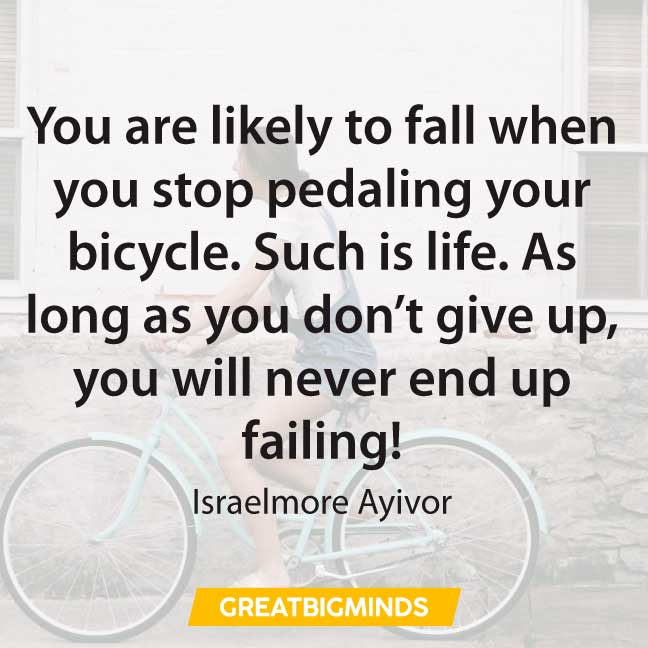 don't give up keep going quotes