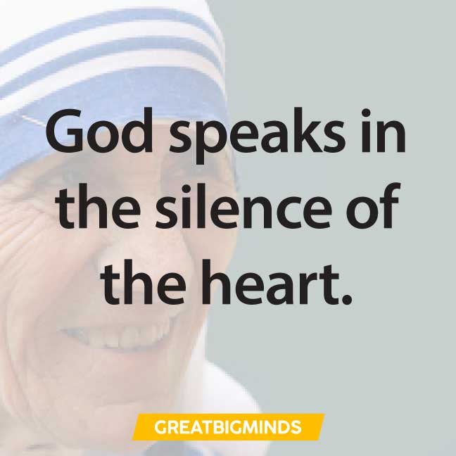 best-god-mother-teresa-quotes