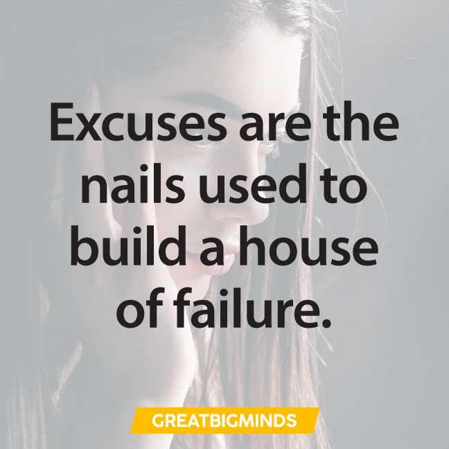 excuse-jim-rohn-quotes